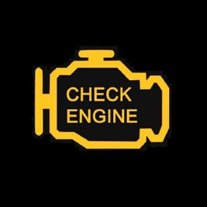 Check Engine Light Index Example