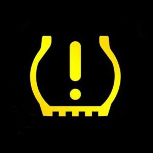 Tire Pressure Warning Index Example